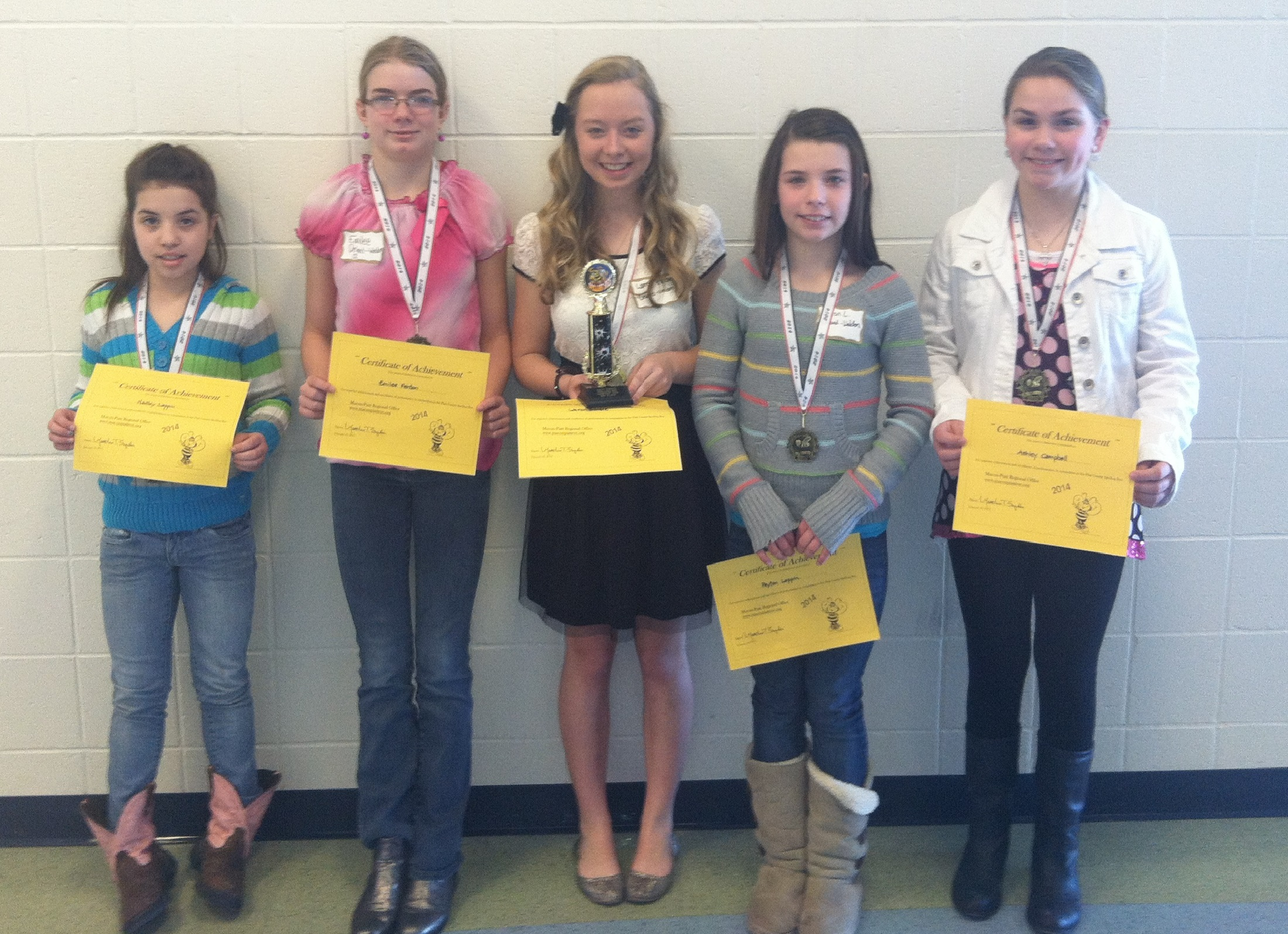 Illinois piatt county monticello - Piatt County Spelling Bee Was Held On Feb 19th In Monticello Dw Contestants Were Hadley Lappin Grade4 Emilee Fenton Grade7 Lauren Trimble Grade 8